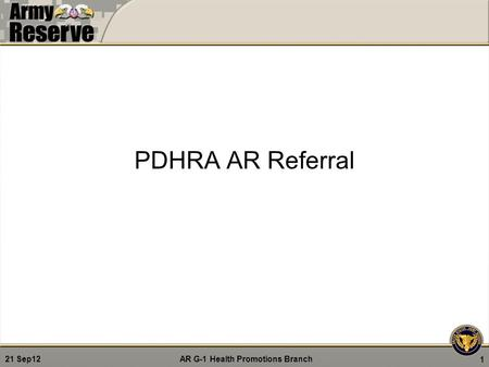 PDHRA AR Referral.