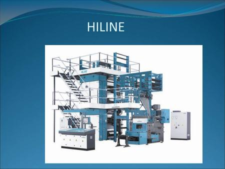 HILINE. 4- HIGH TOWER I AND Y-TYPE Maximum Printing speed of 50,000 copies per hour. Combination of vertical and horizontal units in a single pressline.