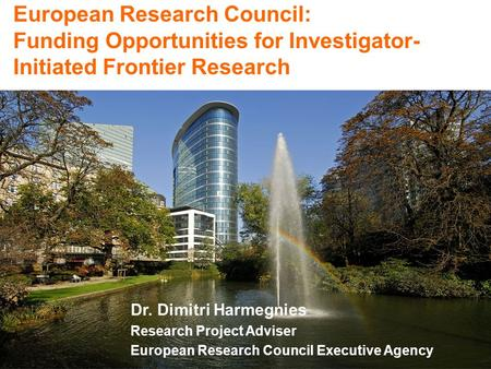 European Research Council: