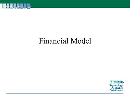 Financial Model. Economic Analysis of CHP System for DIA - Contents Information Sources and Basic Assumptions –Plant data –DIA Usage data –Rate data –Gas.
