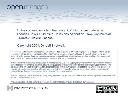 Copyright 2008, Dr. Jeff Shotwell.