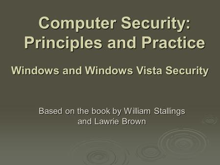 PRINCIPLES OPERATING PRACTICE SYSTEMS AND