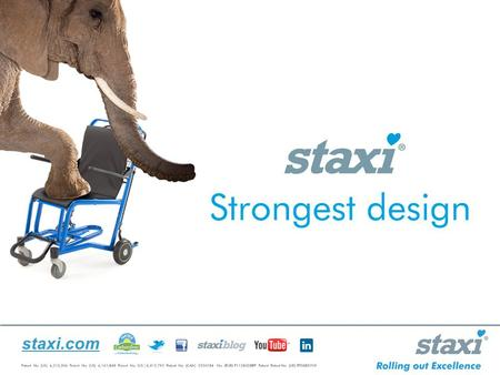 Staxi.com. Presentation to: ????????? By: Enter your name here Enter your job title here The World's Leading Commercial Passenger Transportation.