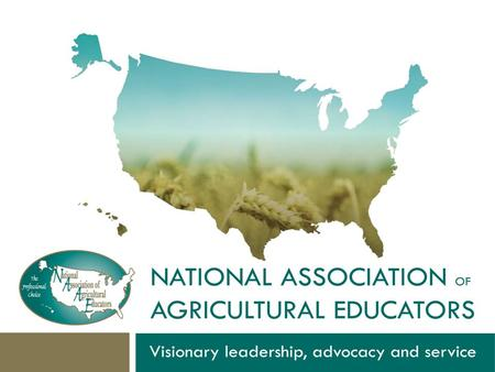 NAAE Upper Division Scholarship NAAE Awards Eligible applicants: Students majoring in ag ed Awarded only during student teaching semester *Previous recipients.