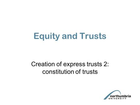 equity trusts remedies 2 Equity & trust uk law notes by deepak3rai-3  then equity can put the contract  to an end by the remedy of recession 2 equity follows the law o follows the.