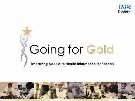 Improving Access to Health Information for Patients.