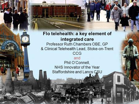 NHS Stoke on Trent 270,000 registered patients, 54 GP practices 2 new GP practices and GP led Health Centre planned for 2009 Some of the most deprived.