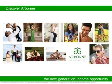 the next generation income opportunity...
