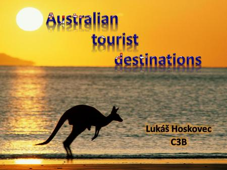 1)Sydney 2)Perth 3)Tasmania 4)Fraser Island 5)Kakadu National Park 6)Uluru 7)Jamison Valley 8)Great Barrier Reef.