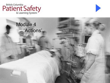 Module 4 'Actions'. Introduction Welcome to Module 4! This course is about creating, assigning, tracking and reporting on Actions using the Actions module.
