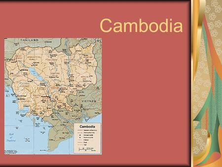 Cambodia. Timeline 1863 – Under the rule King Norodo, Cambodia becomes a protectorate of France. French colonial rule lasts for 90 years. 1941 - Prince.