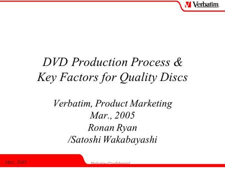 the production factors of the quality of dvd video Dvd also has the potential to deliver studio-quality video that's even crisper and   copying (which the studios claim causes billions of dollars in lost revenue)   this could reduce costs for production of the materials on the other mediums as.