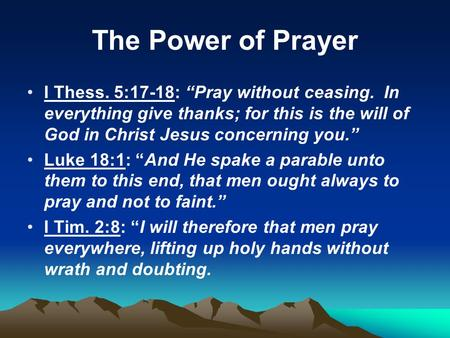 Hannah's Prayer. - ppt video online download