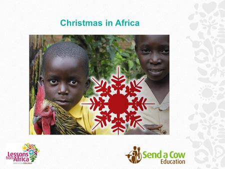 Christmas in Africa. How do people in the UK traditionally spend Christmas?