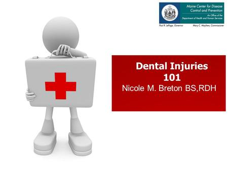 Nicole M. Breton BS,RDH Dental Injuries 101. An average of 22,000 annually occurred among children less than 18 years of age. Over 80% of all dental injuries.