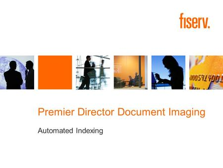 Premier Director Document Imaging