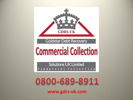 Www.gdrs-uk.com. Invoice Collection Our reliable and experienced team are 100% committed to building long-lasting relationships to ensure that you always.