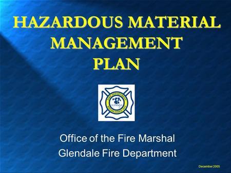 hazardous materials business plan regulations for liquids