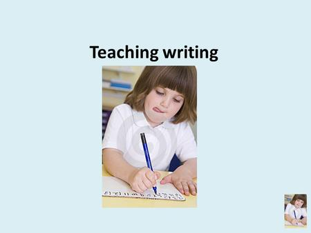 Teaching writing. When is your birthday? How do you usually celebrate it?
