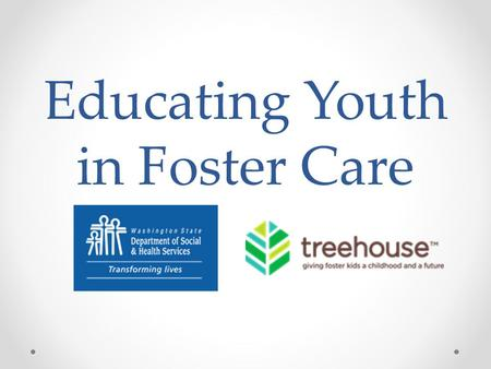 Educating Youth in Foster Care. The Experience of Youth in Foster Care The link between foster care and low academic performance has been documented nationwide.