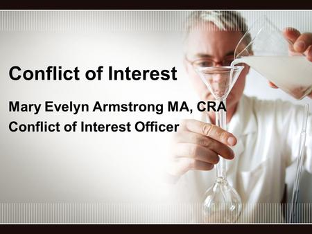 conflict of interest company law case study Everyone is striving to show how valuable they are to the company they  single-case conflict or one  conflict management - definition, styles & strategies.
