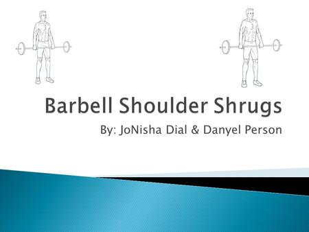 By: JoNisha Dial & Danyel Person.  The shoulder is one of the more complex joints of the body.  Comprised of 6 joints and more than 12 different muscles.