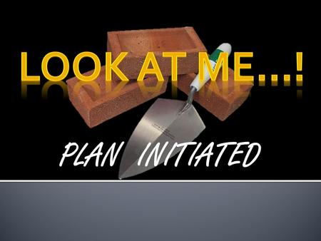 "PLAN INITIATED. Jeremiah 1:10 New International Version (NIV) ""See, today I appoint you over nations and kingdoms to uproot and tear down, to destroy."