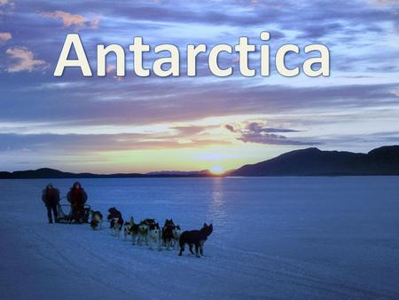 What is antarctica? Antarctica is earths southernmost continent, containing the south pole. It is in the southern hemisphere, entirely south of the.