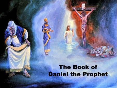 The Book of Daniel the Prophet. Daniel & The Lion's Den ! DANIEL 5.