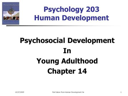 young adult psychology