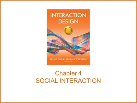 an overview of the forms of conversations in social interaction