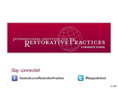 1. 2014 IBPA WORLD CONFERENCE (Preventing) and Responding to Bullying with Restorative Practices Beth Smull Lee Rush 2.