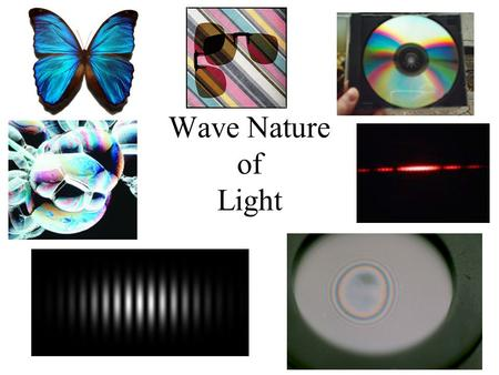 Wave Nature of Light. Diffraction Diffraction is the bending of a wave around a barrier or through an opening into the shadow region.