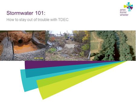 Stormwater 101: How to stay out of trouble with TDEC.