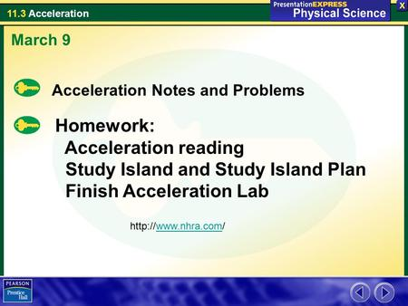 Study Island and Study Island Plan Finish Acceleration Lab