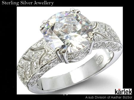 Sterling Silver Jewellery A sub Division of Aadhar BizSol.