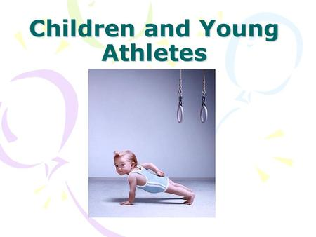 Children and Young Athletes. Medical Conditions Asthma 1. What is asthma? A respiratory disease that causes the airways to narrow, thereby restricting.
