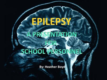 By: Heather Boyd Epilepsy and seizures affect over 3 million Americans of all ages, at an estimated annual cost of $12.5 billion in direct and indirect.