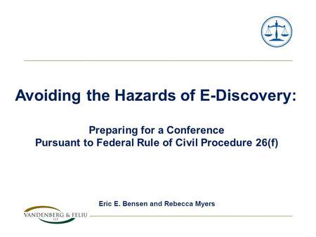 federal rules of civil procedure meet