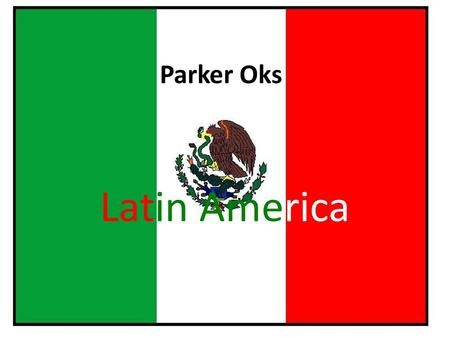 Parker Oks Latin America. 8000 BCE- 600 CE Agricultural Revolution- Maize, Beans, Avocados, Squashes, Gourds, Chilies were all used. Societies developed.