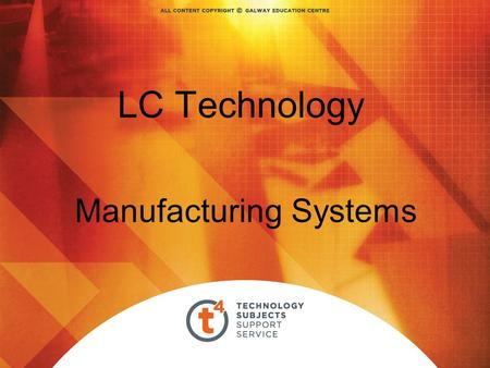 LC Technology Manufacturing Systems. Quality Management – Pareto Analysis Pinpoints problems through the identification and separation of the 'vital few'