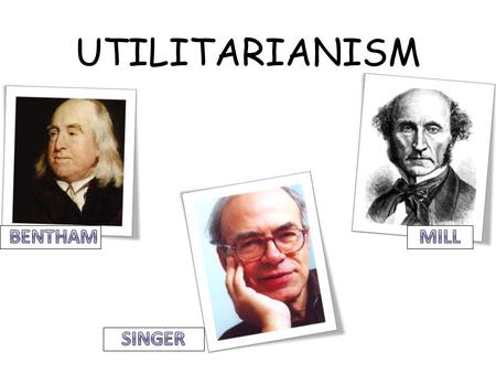 UTILITARIANISM. Introduction This is a viewpoint independent of religious belief (though religious people can use it). It is focussed on the consequences.
