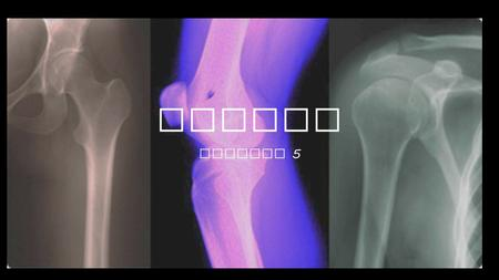 "Joints Chapter 5. Joints Articulation : sites where two or more bones meet ( also called "" arthrosis "") Functions Hold bones together securely Give skeleton."
