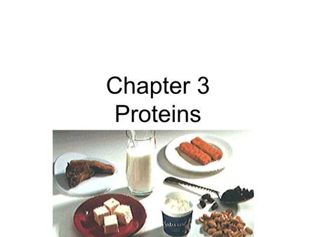 Chapter 3 Proteins. Purpose Mostly for structure: skin, muscle, fingernails, hair.