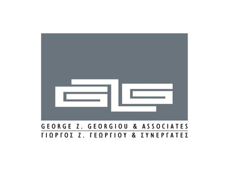 An Update on the Crisis George Z. Georgiou – George Z. Georgiou & Associates LLC September 2013.