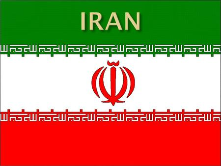  Today there are no formal diplomatic relations between Iran and The US  Do not exchange ambassadors -Iran maintains an interests section at the Pakistani.