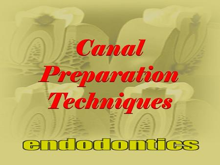 to shape the canals to the apical constriction of the canal space, regardless of the radiographic appearance of the actual tooth to shape the canals to.
