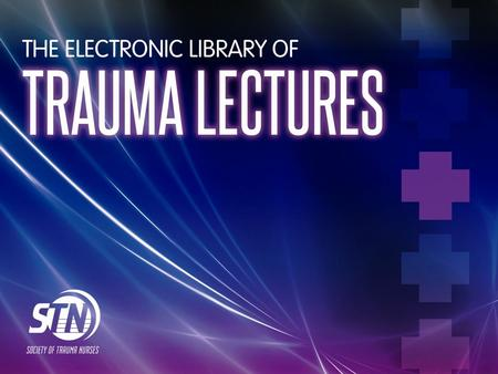 Neck Trauma Objectives At the conclusion of this presentation the participant will be able to: Examine the spectrum of neck trauma, the mechanisms of.