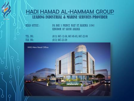 HADI HAMAD AL-HAMMAM GROUP