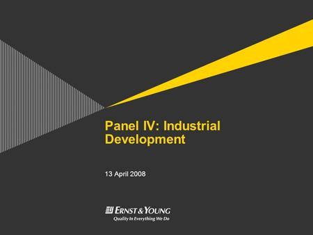 Panel IV: Industrial Development 13 April 2008. Petrochemical and Basic IndustriesPage 2 Industrial Development in Oman ► Vision 2020 aims towards raising.